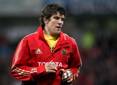 O'Callaghan believes abstaining from sex has an influence on players during games.