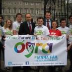 Image: Ógra Fianna Fáil/Ger Fogarty