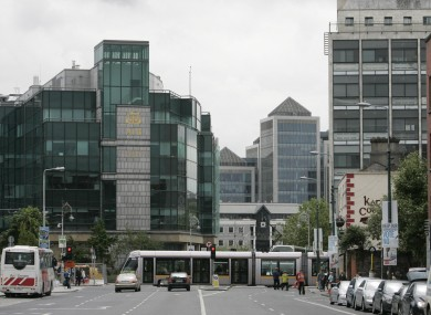 Dublin's IFSC could be affected by Britain's decision