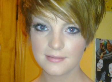 Aisling Fitzsimons, who has now been found safe and well