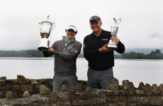 Clarke, McIlroy 'proud' and 'humble' after being named on New Year Honour list