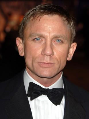 Daniel Craig, the current James Bond: the Irish secret service is a far less glamorous organisation that its British counterpart.