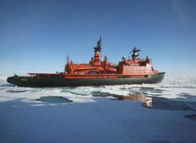 Two Killed In Blaze On Russian Atomic Icebreaker