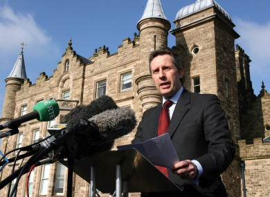 Ian Paisley Jr, pictured, told the House of Commons that the new EU deal meant Ireland may have to concede to pressure on its 12.5 per cent corporate tax rate.