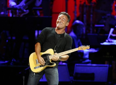 Bruce Springsteen fans who missed out on getting tickets this morning may have to go to turn to the touts.