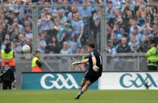 Cluxton's kick the 'moment of the year'