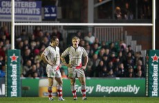 Spence still a doubt as Ulster prepare for Aironi