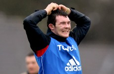 O'Mahony ruled out of Scarlets game