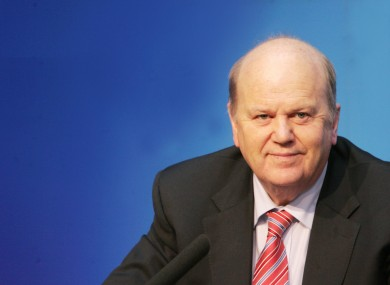 Minister for Finance Michael Noonan will deliver the second part of the Budget on Tuesday afternoon