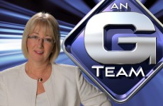 Mary Hanafin's return to public life… on reality show 'G-Team'