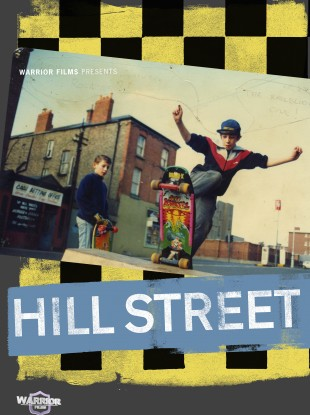 A poster for the Hill Street documentary.