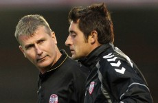 Derry City appoint local lad Devine to succeed King Kenny