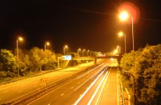 Fine Gael TD says motorway lights should be switched off overnight