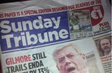 Mail on Sunday to pay €15,000 over 'Tribune' masthead