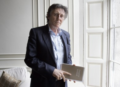 Gabriel Byrne has been a recipient of the Gregory Peck award at the Dingle International Film Festival