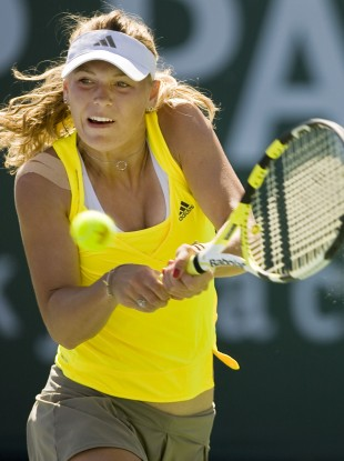 Wozniacki has a bye in the first round of the Sydney International.