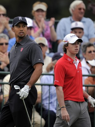 Tiger v Rory: who will own 2012?