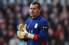 Good news for Ireland as Given nears return, Villa remain Keane on Robbie