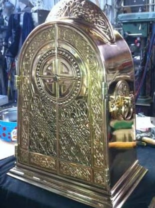The stolen tabernacle