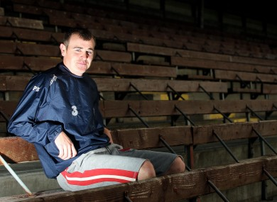 Eoin Kelly: fitness row with new boss.