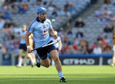 Conal Keaney: on course.