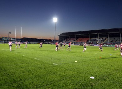 The stadium's capacity to set to increase by nearly 6,000.