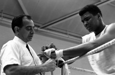 Ali's legendary trainer Angelo Dundee dies at 90