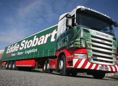 A Stobart truck (File photo)