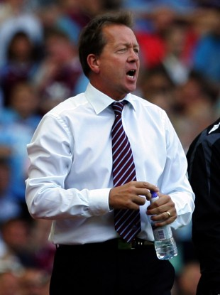 Curbishley is due to meet with Wolves officials today.