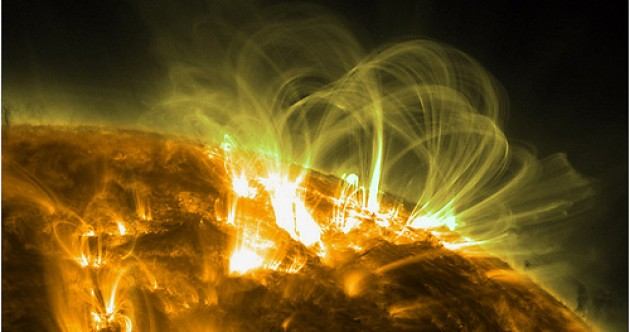 Gallery: Dramatic images of our nearest star