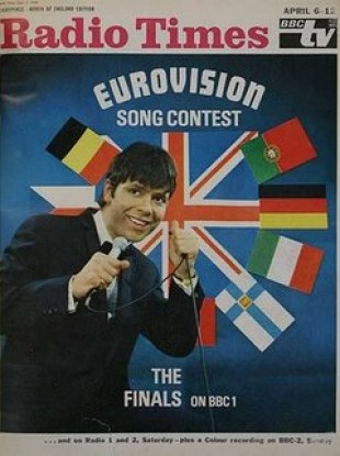The Eurovision: it's come a long way.