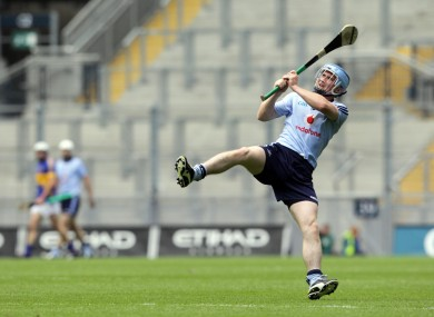 David O'Callaghan: facing weeks on the sidelines.