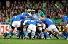 Keyboard warriors: Rugby bloggers from Ireland and Italy file in for a Gchat debate