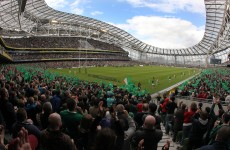 Open thread: how do you expect Ireland to do against Wales today
