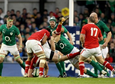 Most Welsh commentators felt the late penalty decision was a harsh call.