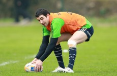 Jones back in the Munster mix after injury lay-off