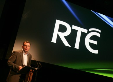 Director General of RTE Noel Curran