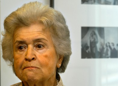 rina Antonova, director of the Pushkin Museum who turned 90 last week