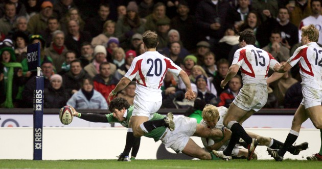 YouTube Top 10: because we'll never forget Twickenham 2006, Shaggy