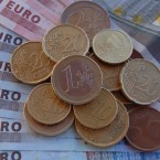 The euro is established. (Barry Batchelor/PA Images)
