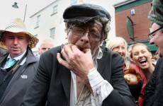 Could wolf-whistling be outlawed in Ireland?