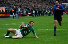 Match report: France battle back to draw with Irish in Paris