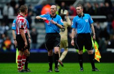 After talking himself into trouble, Cattermole handed a four-game ban