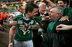 O'Driscoll Snr: Brian could return for Munster clash