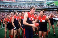 WATCH: The AFL's tribute to the life and career of Jim Stynes