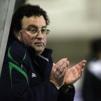 New Dundalk boss Sean McCaffrey will be most familiar from his time coaching the Republic of Ireland at youth level.