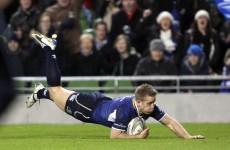 Team news: Luke Fitzgerald back in the fold for Leinster