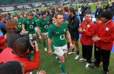 'Nobody likes a draw' – Tommy Bowe deflated despite two-try performance