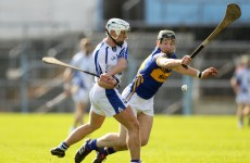 Taking stick: Ryan can turn Waterford's nightmare start around