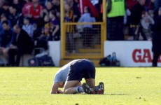 Feelin' blue: Daly changes three for Tipp test